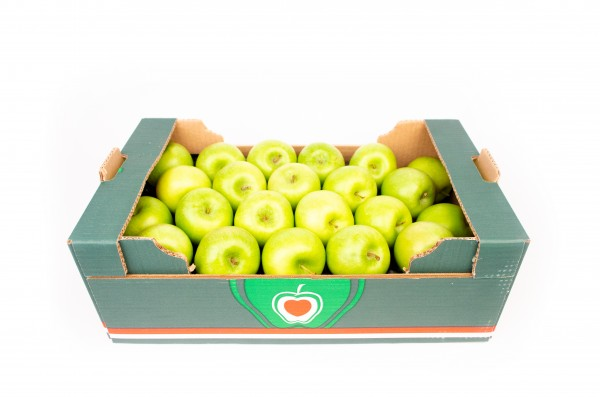 Apfel Granny Smith-Kiste